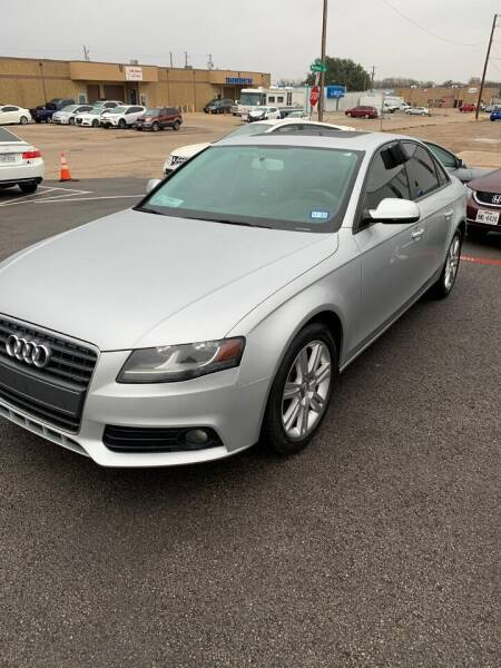 2011 Audi A4 for sale at Automotive Brokers Group in Plano TX