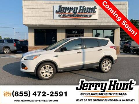2014 Ford Escape for sale at Jerry Hunt Supercenter in Lexington NC