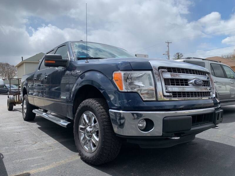 2014 Ford F-150 for sale at Akron Motorcars Inc. in Akron OH