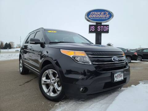 2014 Ford Explorer for sale at Monkey Motors in Faribault MN