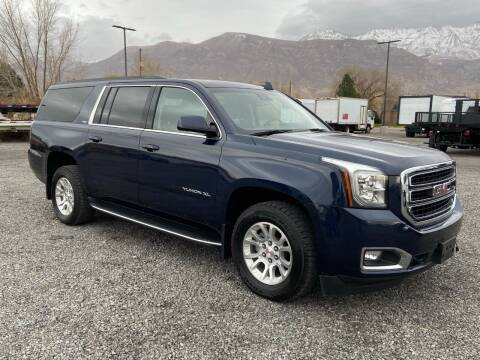 2018 GMC Yukon XL for sale at Shamrock Group LLC #1 in Pleasant Grove UT