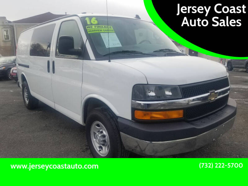 2016 Chevrolet Express Cargo for sale at Jersey Coast Auto Sales in Long Branch NJ