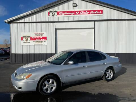 2004 Ford Taurus for sale at Highway 9 Auto Sales - Visit us at usnine.com in Ponca NE