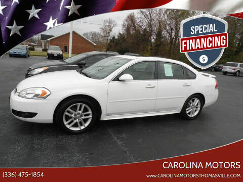 2014 Chevrolet Impala Limited for sale at CAROLINA MOTORS in Thomasville NC