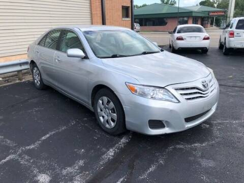 2010 Toyota Camry for sale at RT Auto Center in Quincy IL