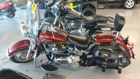 2010 Harley Davidson Heritage Softail for sale at Adams Enterprises in Knightstown IN