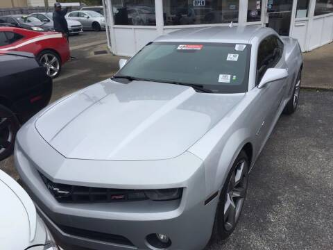 2012 Chevrolet Camaro for sale at Dependable Auto Sales in Montgomery AL