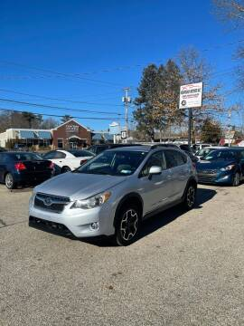 2014 Subaru XV Crosstrek for sale at NEWFOUND MOTORS INC in Seabrook NH