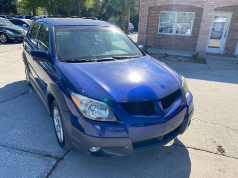 2004 Pontiac Vibe for sale at MITCHELL AUTO ACQUISITION INC. in Edgewater FL