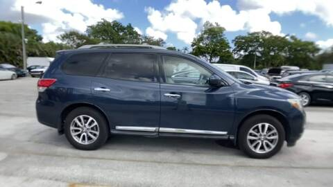 2013 Nissan Pathfinder for sale at 5 Starr Auto in Conyers GA