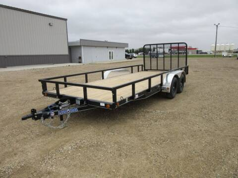 2021 Load Trail UT83187K for sale at Nore's Auto & Trailer Sales - Utility Trailers in Kenmare ND