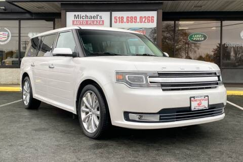 2015 Ford Flex for sale at Michaels Auto Plaza in East Greenbush NY