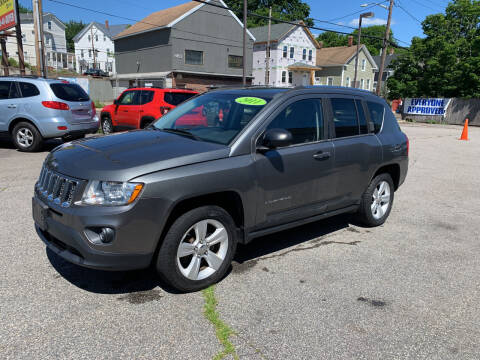2011 Jeep Compass for sale at Capital Auto Sales in Providence RI