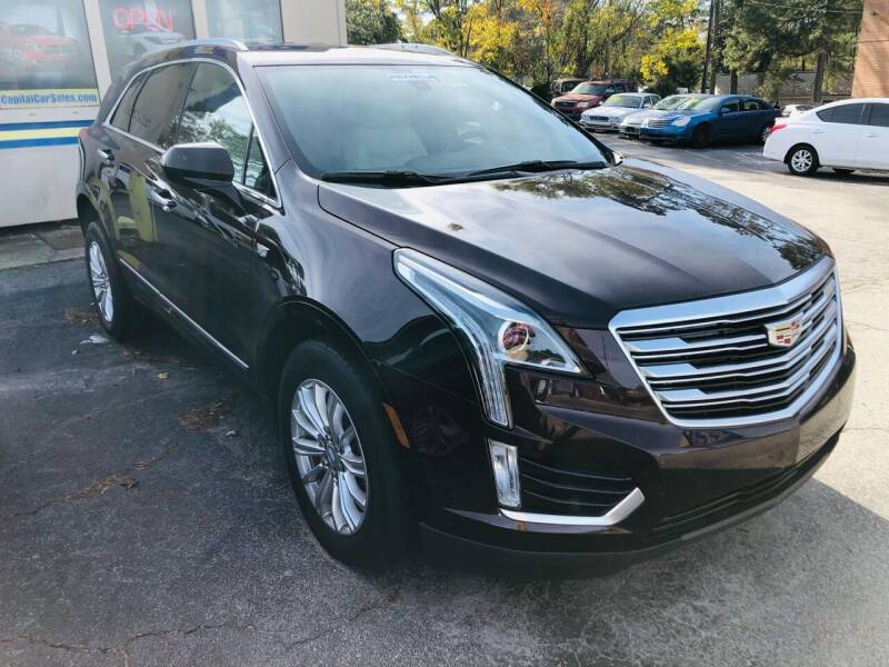 2018 Cadillac XT5 for sale at Capital Car Sales of Columbia in Columbia SC