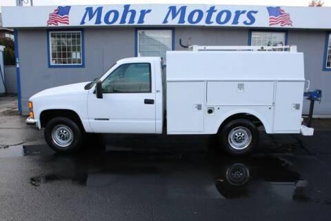 2000 Chevrolet C/K 3500 Series for sale at Mohr Motors in Salem OR