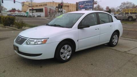 2007 Saturn Ion for sale at Larry's Auto Sales Inc. in Fresno CA