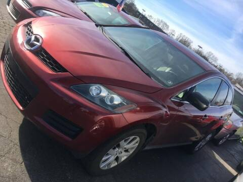 2007 Mazda CX-7 for sale at Auto Arena in Fairfield OH