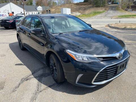 2018 Toyota Avalon for sale at USA Auto Sales in Leominster MA