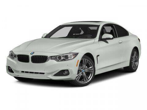 2015 BMW 4 Series for sale at Auto Finance of Raleigh in Raleigh NC