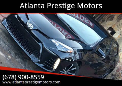 2017 Toyota Corolla for sale at Atlanta Prestige Motors in Decatur GA
