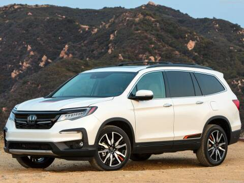 2021 Honda Pilot for sale at Xclusive Auto Leasing NYC in Staten Island NY