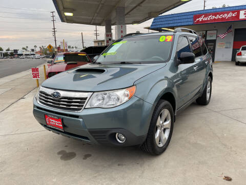 2009 Subaru Forester for sale at Top Quality Auto Sales in Redlands CA