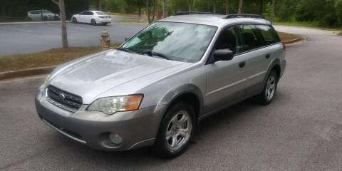 2007 Subaru Outback for sale at Georgia Fine Motors Inc. in Buford GA