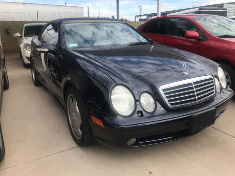 2003 Mercedes-Benz CLK for sale at Town and Country Motors in Mesa AZ