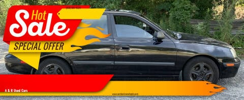 2003 Hyundai Elantra for sale at A & R Used Cars in Clayton NJ