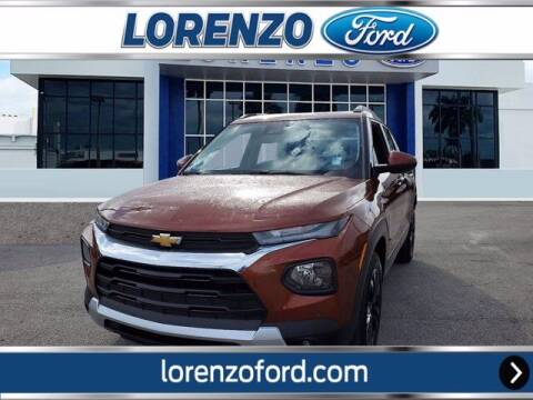 2021 Chevrolet TrailBlazer for sale at Lorenzo Ford in Homestead FL