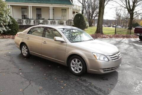 2007 Toyota Avalon for sale at FENTON AUTO SALES in Westfield MA