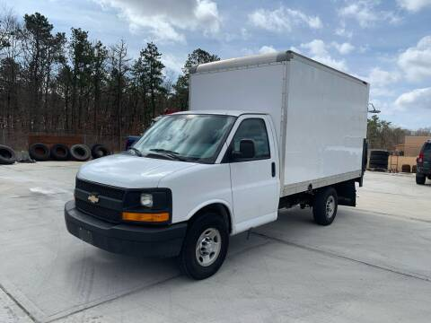 2016 Chevrolet Express Cutaway for sale at Long Island Exotics in Holbrook NY