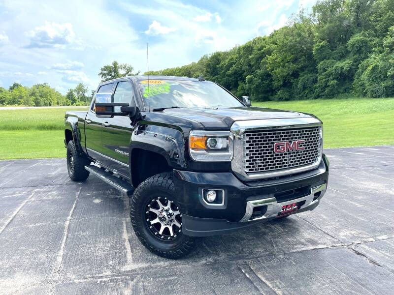 2016 GMC Sierra 2500HD for sale at A & S Auto and Truck Sales in Platte City MO