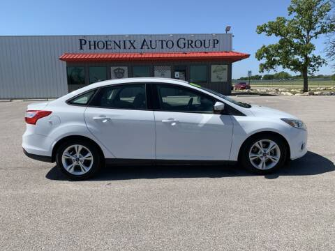 2014 Ford Focus for sale at PHOENIX AUTO GROUP in Belton TX