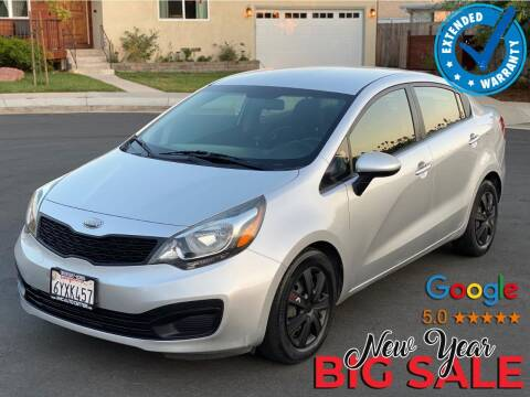 2013 Kia Rio for sale at Gold Coast Motors in Lemon Grove CA
