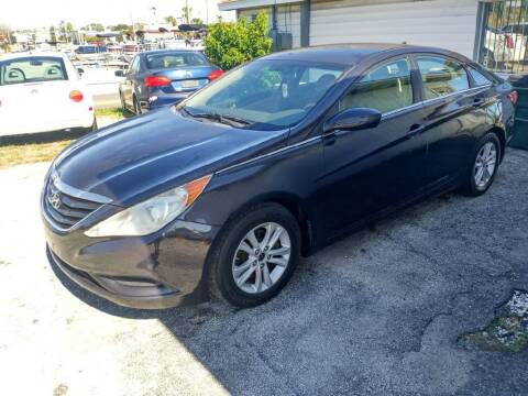 2011 Hyundai Sonata for sale at ROCKLEDGE in Rockledge FL