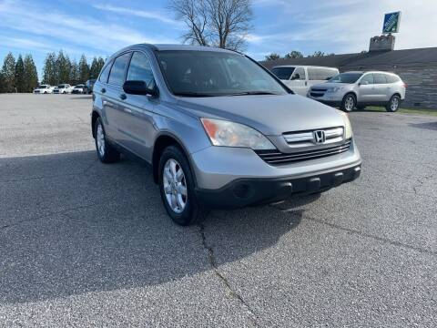 2008 Honda CR-V for sale at Hillside Motors Inc. in Hickory NC