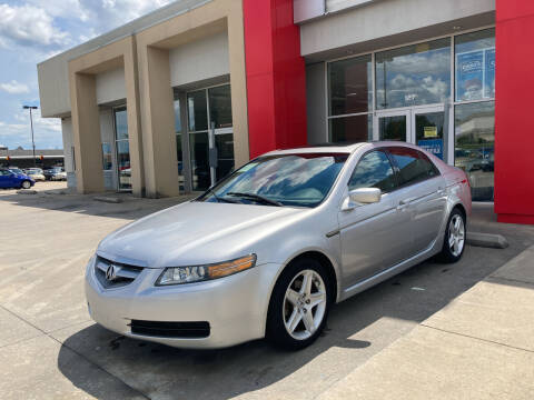 2006 Acura TL for sale at Thumbs Up Motors in Warner Robins GA