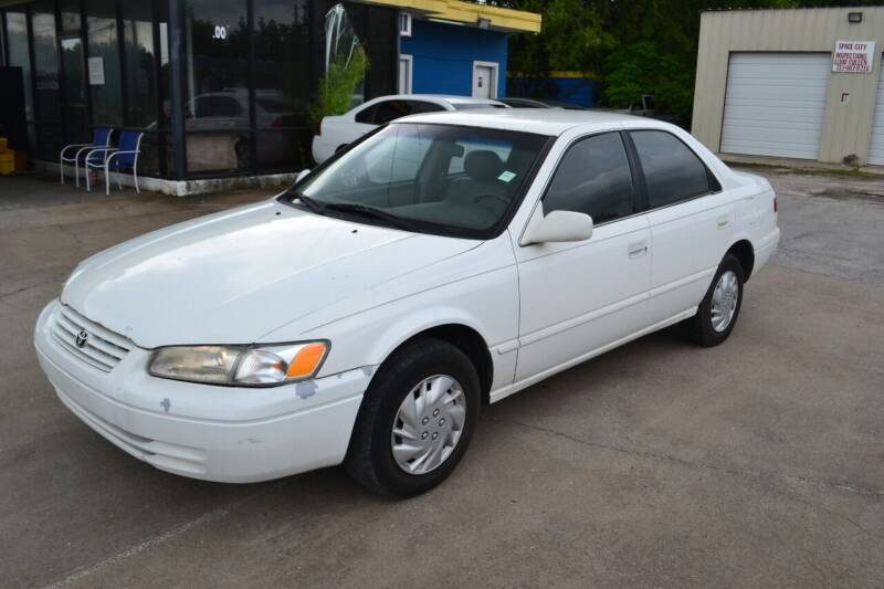 1999 Toyota Camry for sale at Preferable Auto LLC in Houston TX