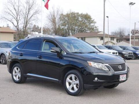 2011 Lexus RX 350 for sale at Park Place Motor Cars in Rochester MN