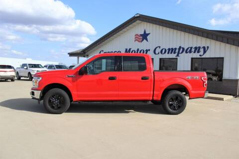 2019 Ford F-150 for sale at Cresco Motor Company in Cresco IA