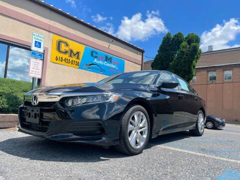 2018 Honda Accord for sale at Car Mart Auto Center II, LLC in Allentown PA