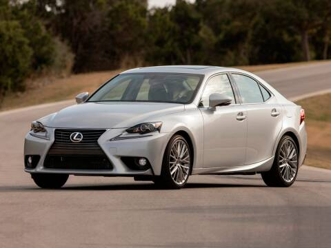 2014 Lexus IS 250 for sale at Mercedes-Benz of North Olmsted in North Olmstead OH