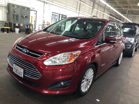 2016 Ford C-MAX Energi for sale at CENTURY MOTORS Bakersfield in Bakersfield CA