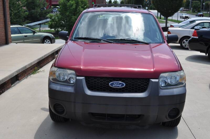 2006 Ford Escape for sale at R & L Autos in Salisbury NC