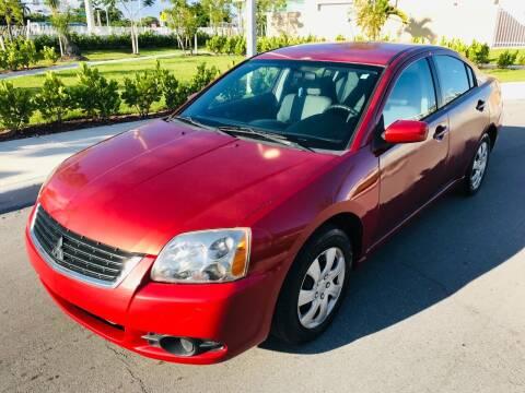2009 Mitsubishi Galant for sale at LA Motors Miami in Miami FL