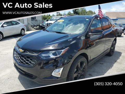 2019 Chevrolet Equinox for sale at VC Auto Sales in Miami FL