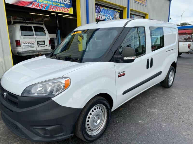 2017 RAM ProMaster City Cargo for sale at RoMicco Cars and Trucks in Tampa FL