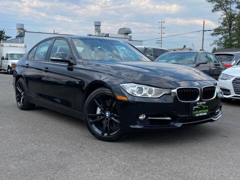 2013 BMW 3 Series for sale at Lux Motors in Tacoma WA