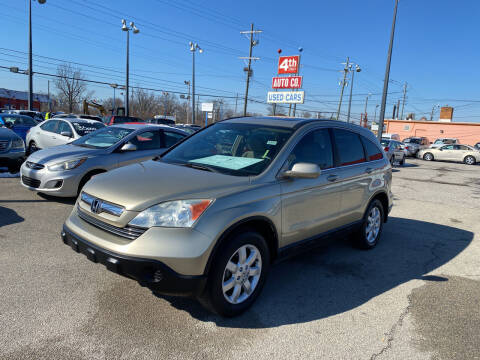 2007 Honda CR-V for sale at 4th Street Auto in Louisville KY